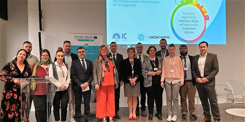 BRE at the annual conference of Italian Secretaries General (Bari, 20-22 May 2019)